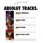 Absolut Tracks